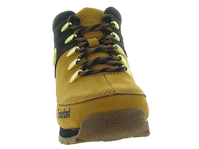 Timberland chaussures a lacets ca1nl4 ca1nlb ca1nju jaune4281701_3