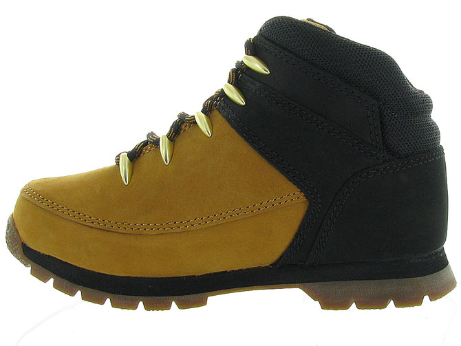 Timberland chaussures a lacets ca1nl4 ca1nlb ca1nju jaune4281701_4