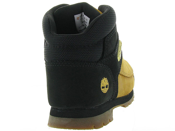 Timberland chaussures a lacets ca1nl4 ca1nlb ca1nju jaune4281701_5