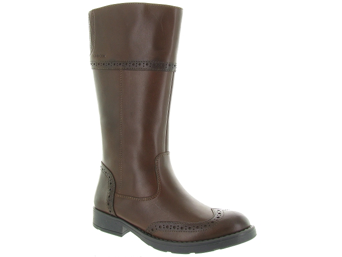 Geox bottines et boots j74d3g sofia marron