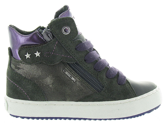 Geox chaussures a lacets j744gd kalispera anthracite4298101_2