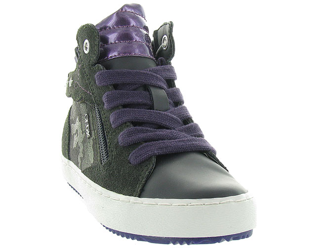 Geox chaussures a lacets j744gd kalispera anthracite4298101_3