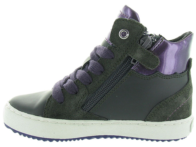 Geox chaussures a lacets j744gd kalispera anthracite4298101_4