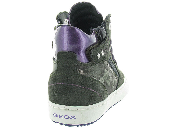 Geox chaussures a lacets j744gd kalispera anthracite4298101_5