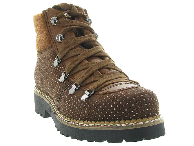 Armando apres ski bottes fourrees 37031 marron4323602_3