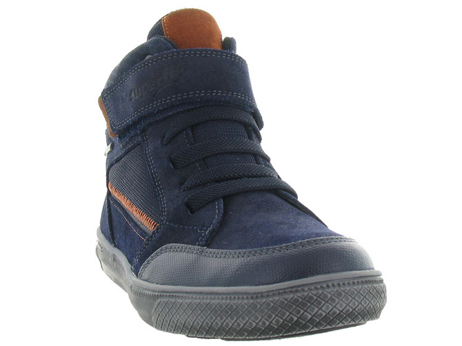 Superfit chaussures a lacets 200 goretex marine4337402_3