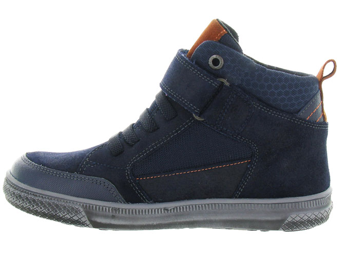 Superfit chaussures a lacets 200 goretex marine4337402_4