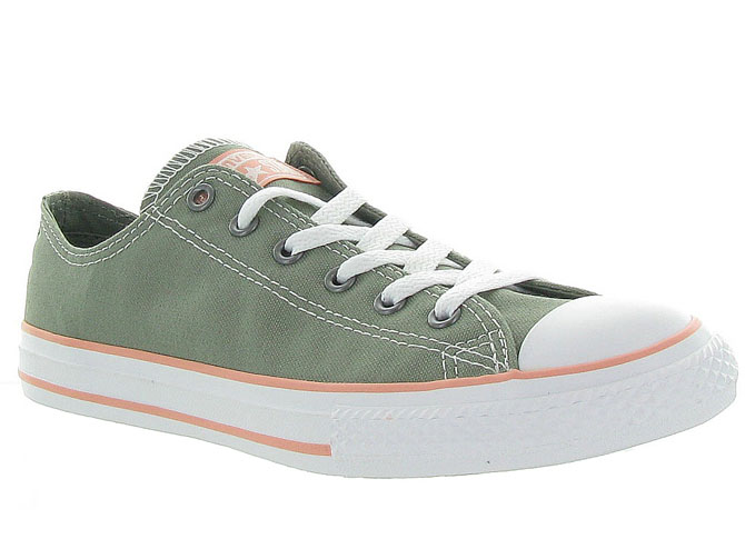 converse junior fille