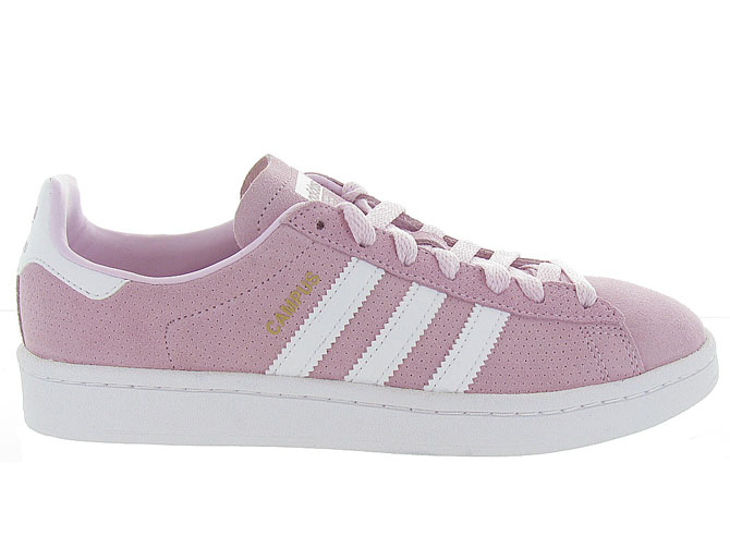 Adidas baskets et sneakers campus rose4365002_2