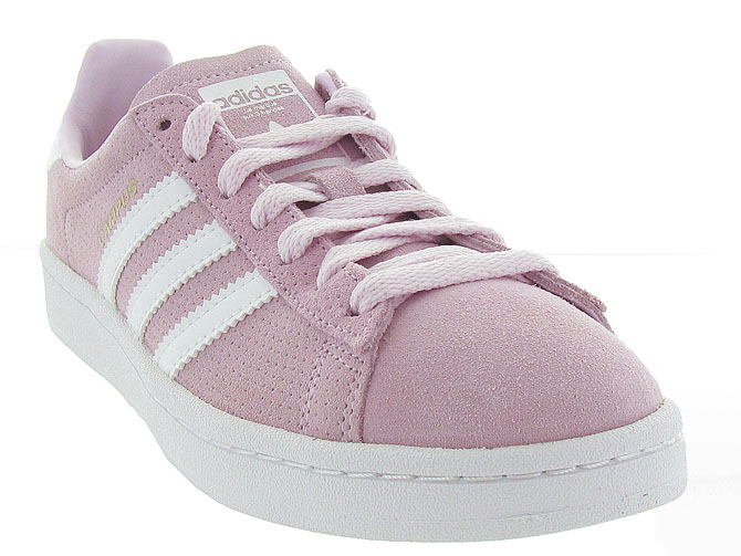 Adidas baskets et sneakers campus rose4365002_3