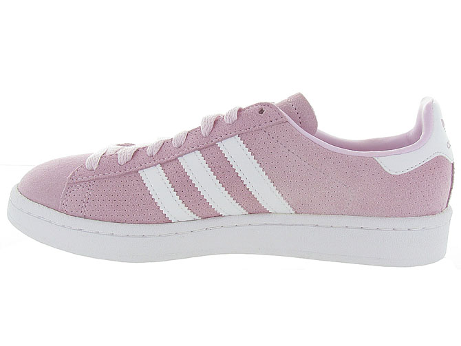 Adidas baskets et sneakers campus rose4365002_4