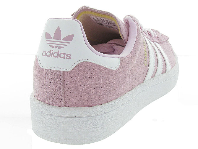 Adidas baskets et sneakers campus rose4365002_5