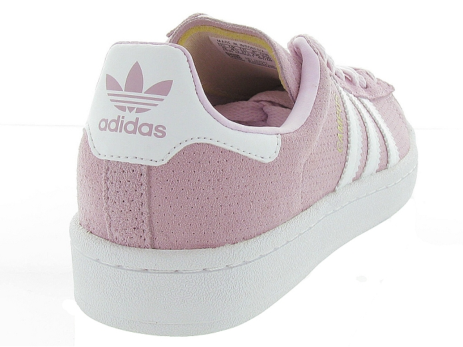 Adidas baskets et sneakers campus rose4365002_6