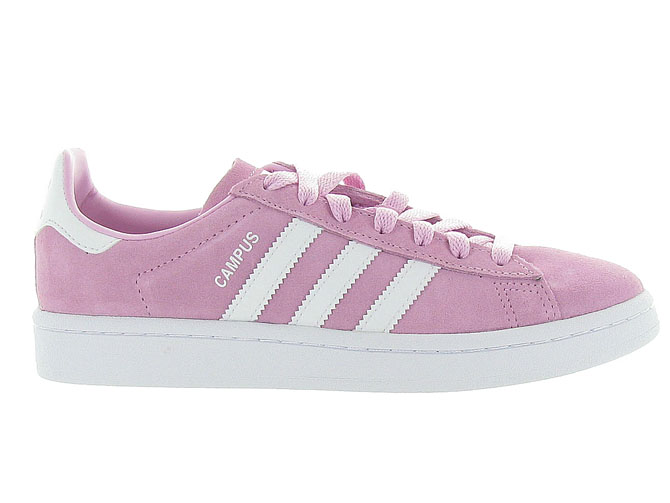 Adidas baskets et sneakers campus ah1718 rose4368203_2