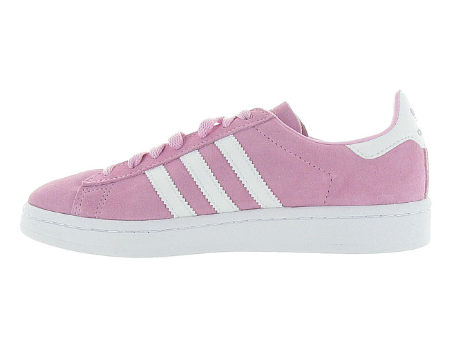 Adidas baskets et sneakers campus ah1718 rose4368203_4