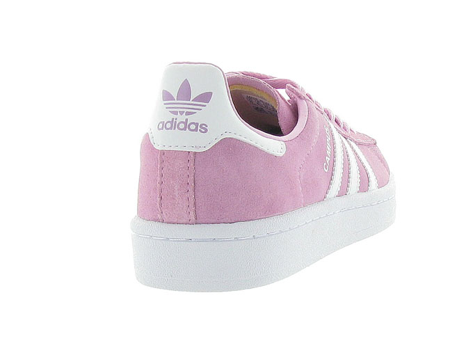 Adidas baskets et sneakers campus ah1718 rose4368203_5