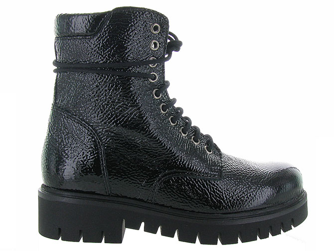 Armando bottines et boots 201 steel noir4393901_2