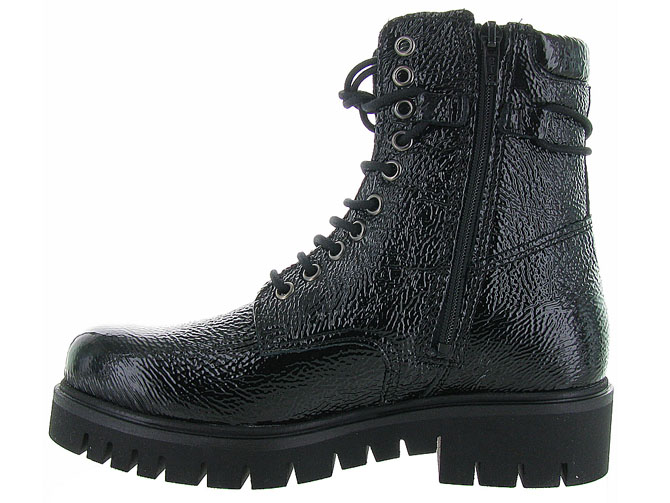 Armando bottines et boots 201 steel noir4393901_4