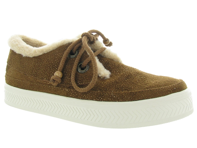 Armistice baskets et sneakers sonar indian gold