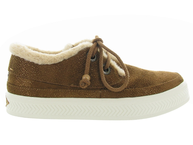 Armistice baskets et sneakers sonar indian gold4405701_2