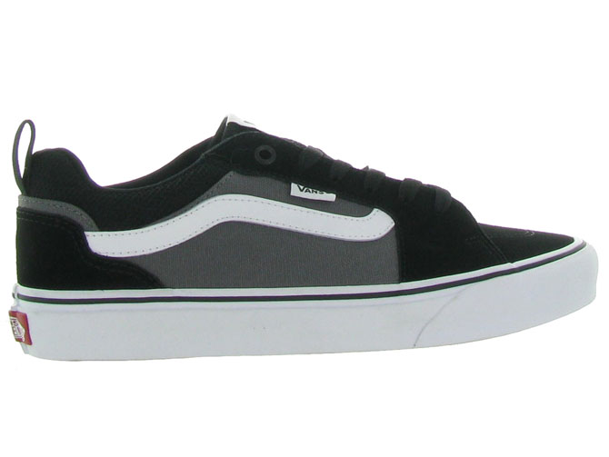 Vans baskets et sneakers filmore dress noir4440702_2