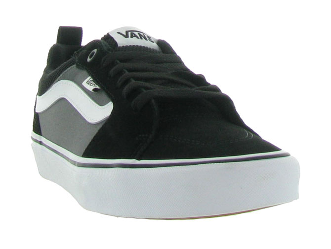 Vans baskets et sneakers filmore dress noir4440702_3