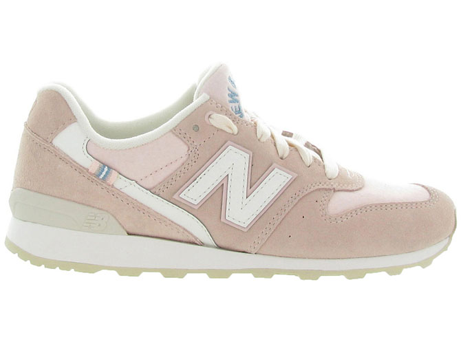 New balance baskets et sneakers wr996yb rose4444202_2