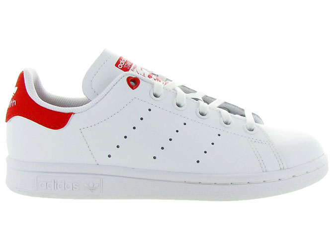 Adidas baskets et sneakers stan smith valentines blanc4451801_2