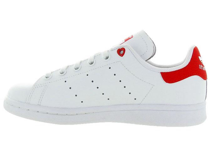 Adidas baskets et sneakers stan smith valentines blanc4451801_4
