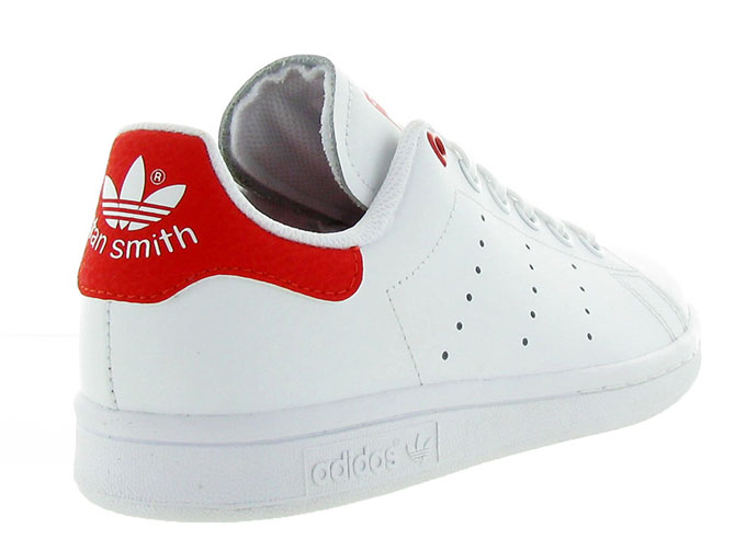 Adidas baskets et sneakers stan smith valentines blanc4451801_5
