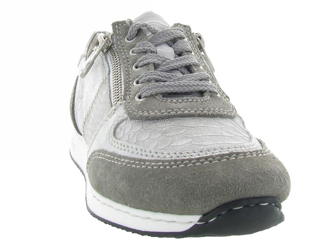 Rieker baskets et sneakers 56030 gris4454001_3