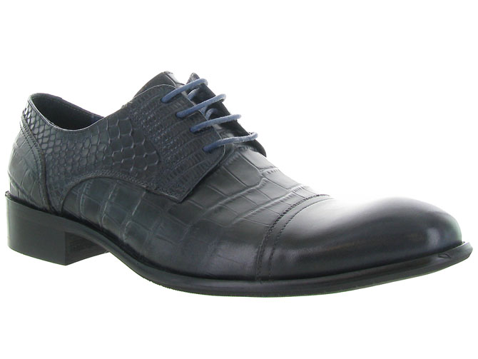Kdopa chaussures a lacets chapman marine