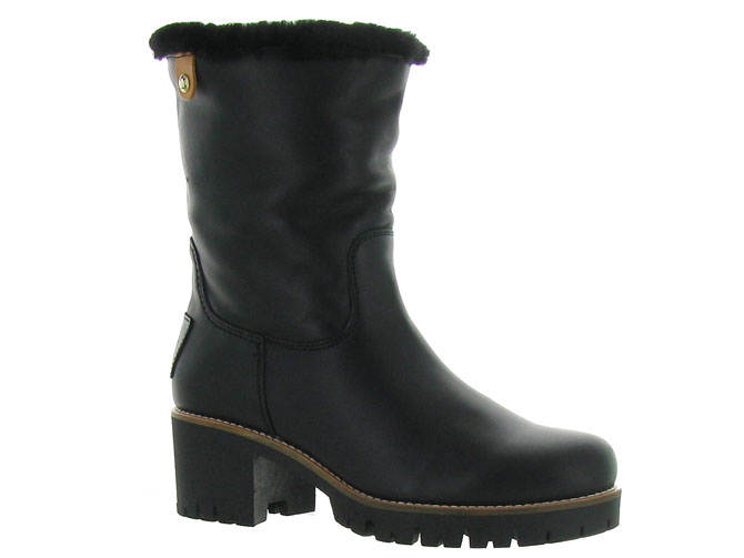 Panama jack apres ski bottes fourrees piola igloo travelling noir