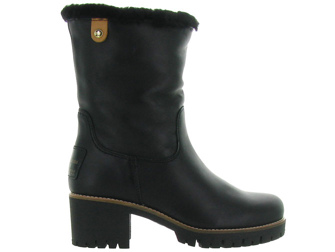 Panama jack apres ski bottes fourrees piola igloo travelling noir4499401_2