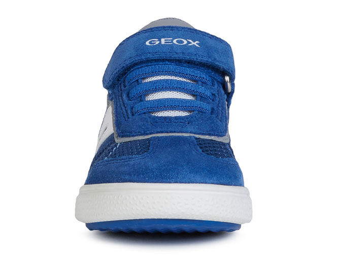 Geox baskets et sneakers j02bcd poseido bleu royal4536202_3