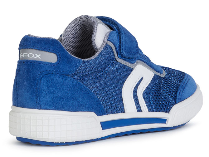 Geox baskets et sneakers j02bcd poseido bleu royal4536202_5