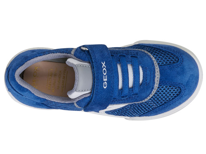 Geox baskets et sneakers j02bcd poseido bleu royal4536202_6