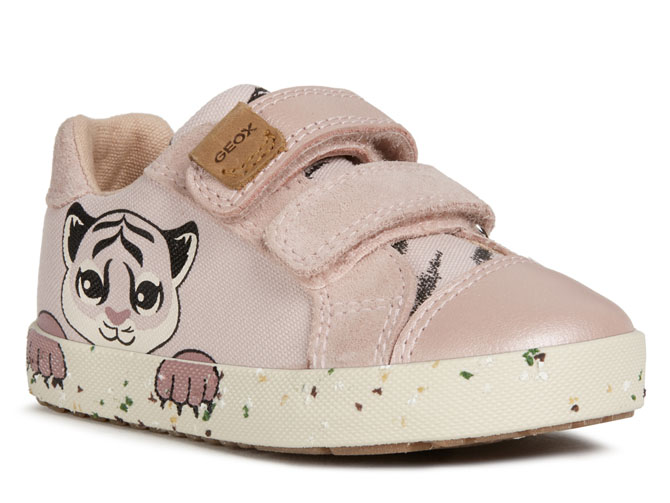 Geox baskets et sneakers b02d5h kilwi rose