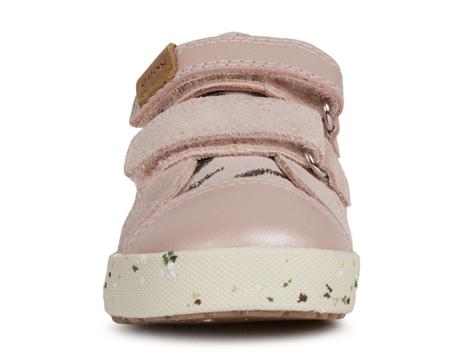 Geox baskets et sneakers b02d5h kilwi rose4539501_3