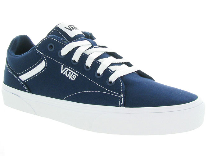 Vans baskets et sneakers seldan men marine