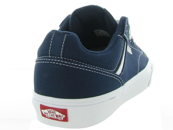 Vans baskets et sneakers seldan men marine4543401_5