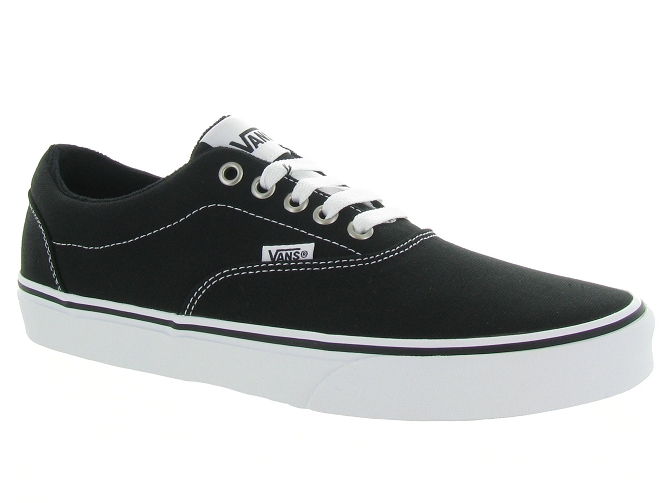 Vans baskets et sneakers doheny men noir