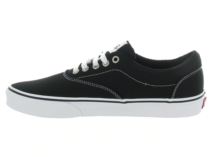 Vans baskets et sneakers doheny men noir4543601_4