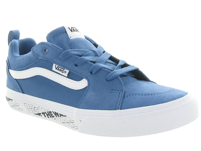 Vans baskets et sneakers filmore otw bleu royal
