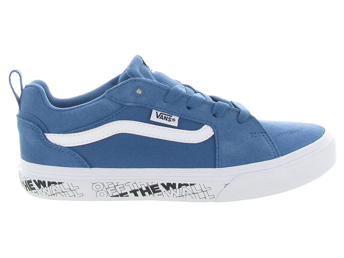 Vans baskets et sneakers filmore otw bleu royal4544301_2