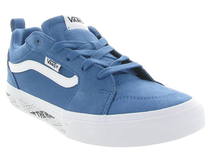 Vans baskets et sneakers filmore otw bleu royal4544301_3