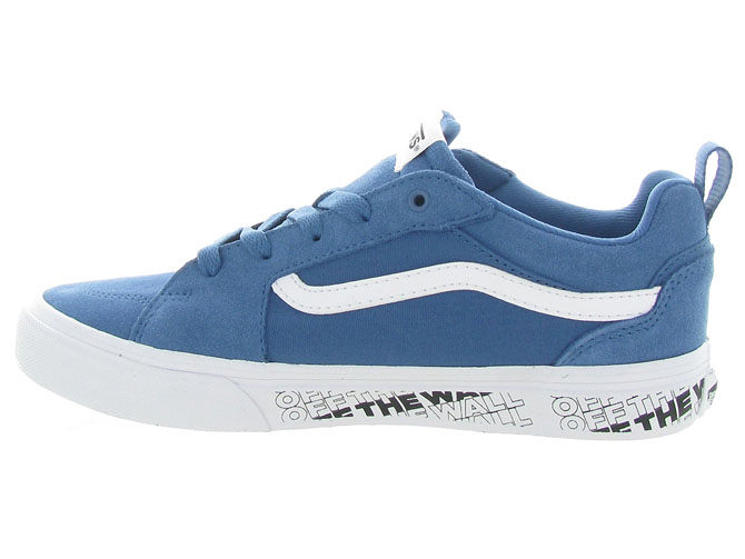 Vans baskets et sneakers filmore otw bleu royal4544301_4