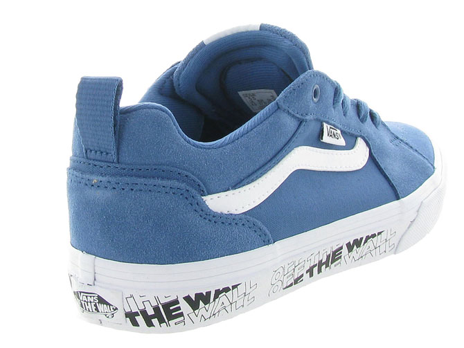 Vans baskets et sneakers filmore otw bleu royal4544301_5