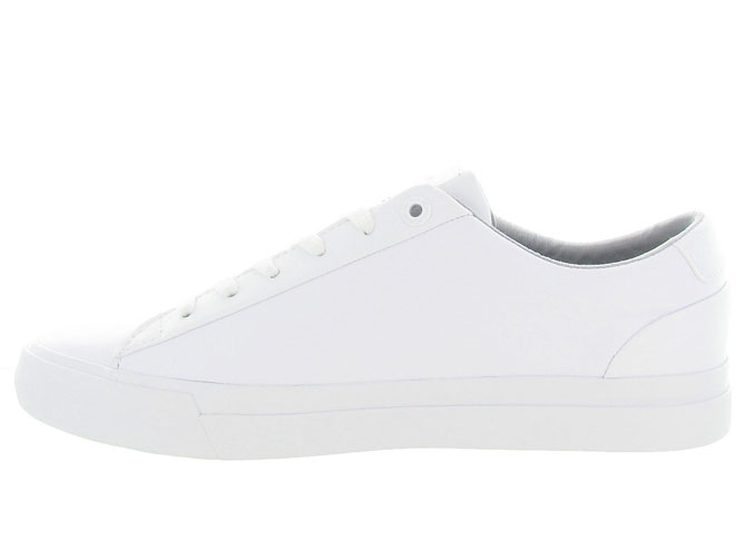 Tommy hilfiger baskets et sneakers corporate leather snk blanc4546501_4