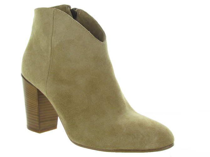 Julie dee bottines et boots ptr402 leda beige